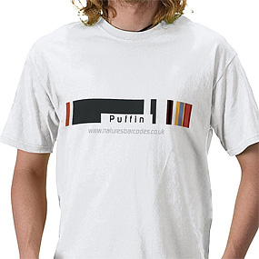 Puffin Barcode T-Shirt