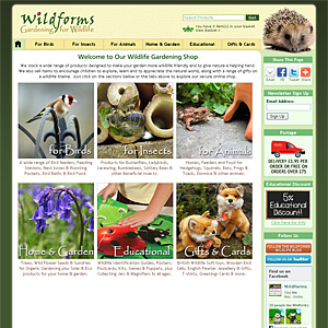 Gardening for Wildlife Products & Gifts